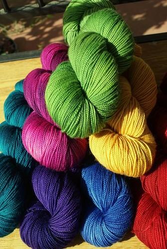 Summer yarn