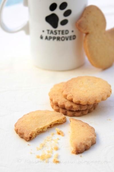 biscotti con impasto ovis molis