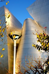 Disney concert hall, Los Angeles, CA, USA
