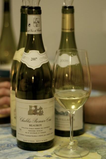 2007 Alain Geoffroy Beauroy Chablis 1er Cru