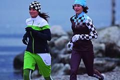 Ideální zimní běh není iluze