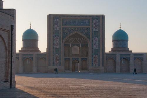 Madrasa Barakhon, Tashkent, Uzbekistan