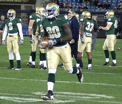 Cierre Wood (DC Products) Tags: night army football bronx notredame yankeestadium 2010 notredamevsarmy