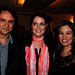 Marcelo Copelli, a diretora da Vinni Portugal para o Brasil, Sonia Fernandes e Andreia