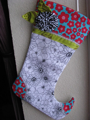 My New Stocking!