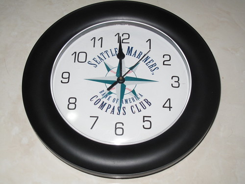 Mariners Clock