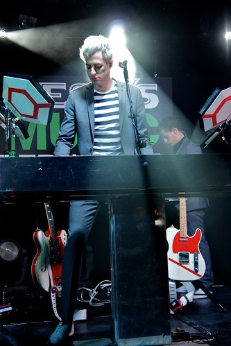 Mark Ronson and the Business Intl. @ Brancaleone, Roma