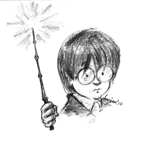 My harry potter_sujan