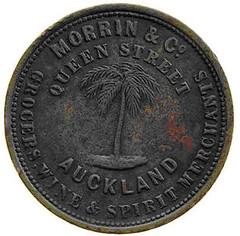 Morrin token New Zealand