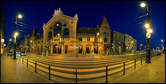 Budapest, Nagyvásárcsarnok