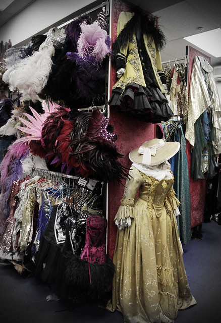 Angels Fancy Dress Shop