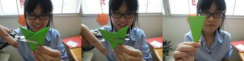 8 Paper Snowflakes