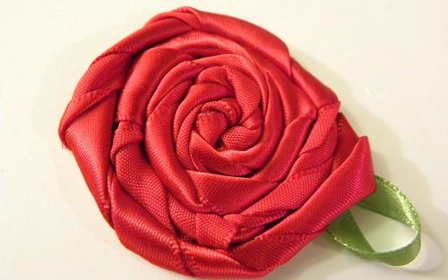 Flat Rose