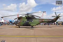 1190 - DDA - 1190 - French Army - armee de TERRE - Aerospatiale SA-330B Puma - 100717 - Fairford - Steven Gray - IMG_8461