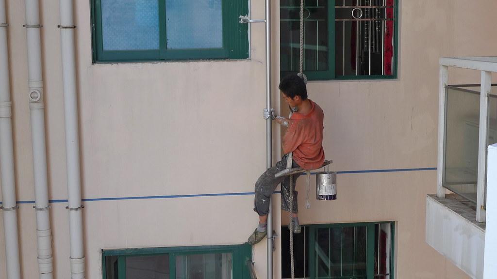 Hanging Painter