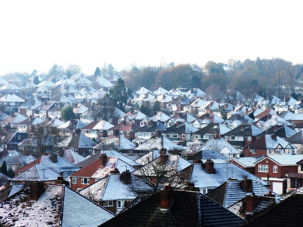Northfield rooftops