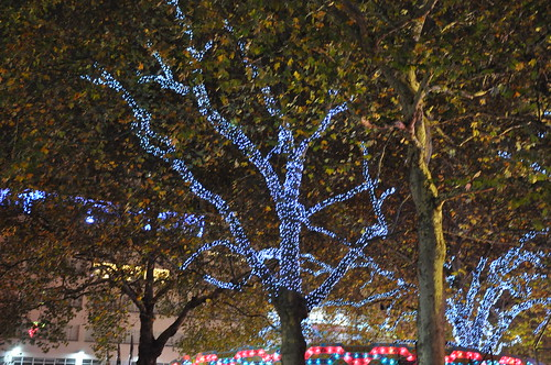Leicester Square Lights
