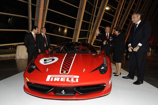 Ferrari finals Valencia