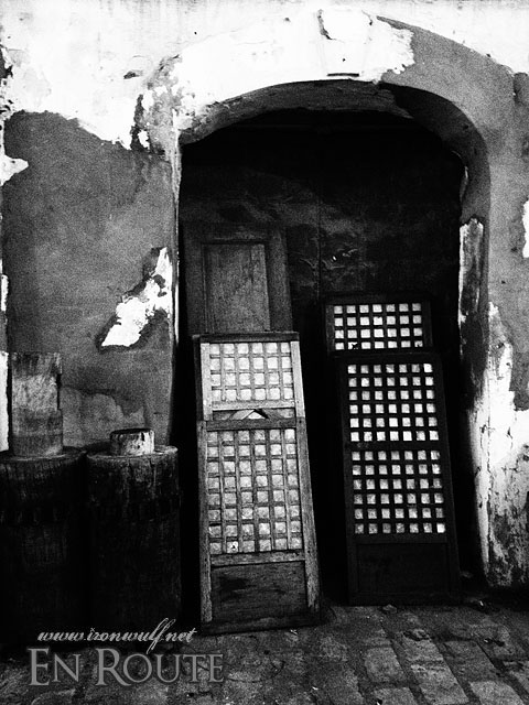 Doors and Capiz Windows