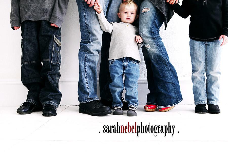 3 . the smith family .