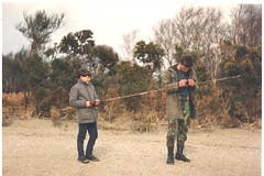 Image titled Tony Nicoletti and George Watson Fishing 1980s