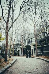 Pour l'ternit (La T / Tiziana Nanni) Tags: street travel paris riposo views viaggi parigi cimitero prelachaise luoghi eternit