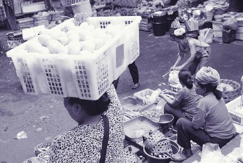 Mercado, Bali