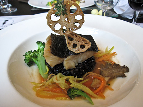 Miso Marinated Sablefish