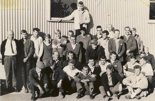 PMG LIT 1966 Lineman in Training Group 2C Goulburn