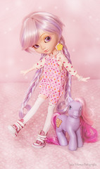 Lillie - Pullip Papin (Candie Dolls ♡) Tags: asiandoll asianfashiondoll fashiondoll pastelcolor pastelpink soft pastel pullipdoll pullip pinkdoll pink pinkpullip adorable adorabledoll kawaii kawaiidoll kawaiipullip junplanningdoll junplanning groovedoll groove cute cutedoll cutepullip pullippapin mylittlepony mlp