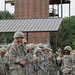 4th Regiment, Advanced Camp Rappel Tower and Confidence Course
