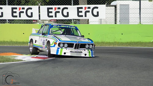 """BMW 3.0 CSL n°68 • <a style=""""font-size:0.8em;"""" href=""""http://www.flickr.com/photos/144994865@N06/35312806340/"""" target=""""_blank"""">View on Flickr</a>"""