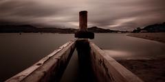 Darkness Decends (Steve.Lawton) Tags: newzealand canon dusk estuary 30d coromandelpeninsula pauanui londexposure sigma50mm14 10stopfilter