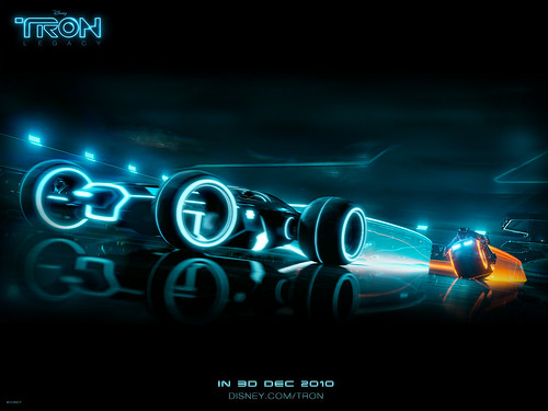 "Tron Legacy Comic-Con 2010 ""Light Runner"""