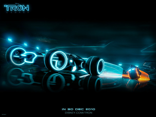 Tron Legacy Light Runner