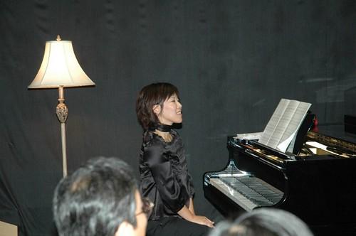 11/9斉藤ひろこさんコンサート@ねおかん