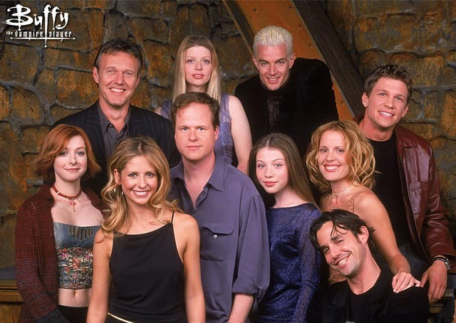 Buffy the Vampire Slayer complete full cast