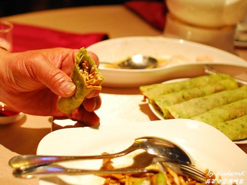 蔥餅松阪干絲(2)