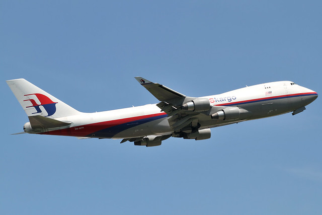 Malaysia Airlines B747-400F(9M-MPR)