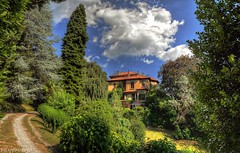 In campagna / My country house (Fil.ippo) Tags: trees house alberi country campagna villa brianza hdr filippo vita asso d5000 villavita