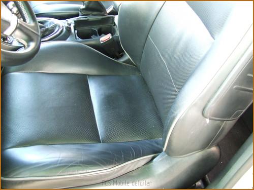 Detallado interior integral Lexus IS200-02