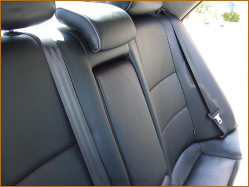 Detallado interior integral Lexus IS200-54