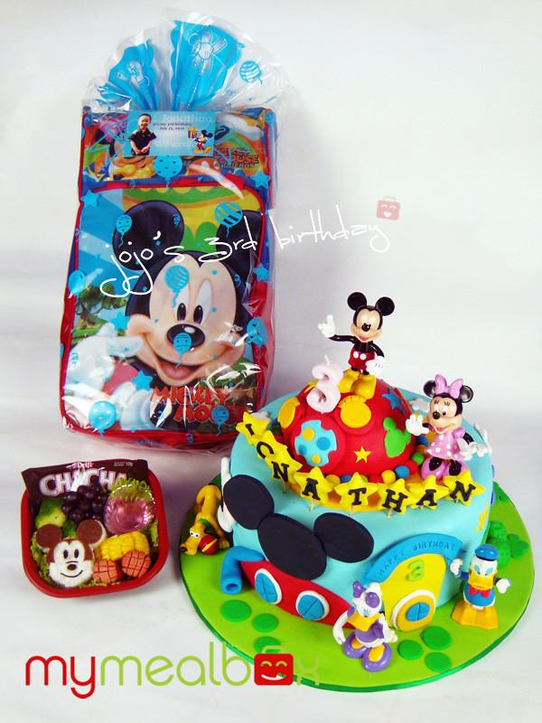 Jojo's 3rd birthday