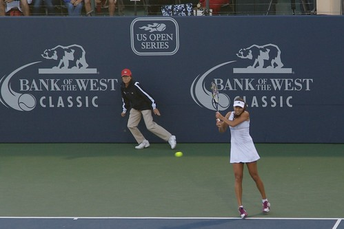 Bank of the West Classic 2010 - Ivanovic vs. Kleybanova