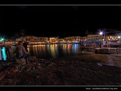 235/365 - HDR - Crete.Rethymno.OldMarina.Night.@1200x800 (Pawel Tomaszewicz) Tags: camera new summer sky holiday streets colors night clouds marina canon island photography eos hotel coast photo europe foto angle wide creative kreta wideangle ps hobby greece crete hotels fotografia hdr cyclades hdri nocturno aparat rethymno wakacje nocturn rethymnon  kriti  chmury rethimnon 3xp grecja photomatix   odpoczynek greatphotographers wiata wyspa  vecation 400d 1200x800 fotografowie polscy cyklady notrth