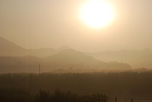 k1 - Ānhuī Sunrise