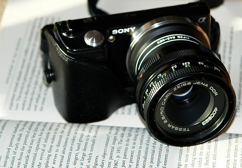 sony nex carl zeiss m42 jena lens adapter