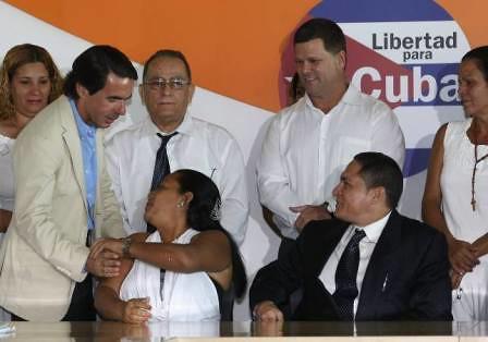 aznar-y-presos-cubanos