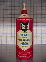 Raid Roach & Ant Killer