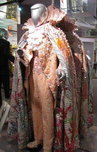 Liberace's King Neptune Costume